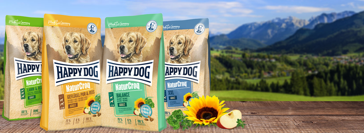 Happy Dog NaturCroq